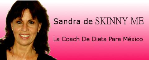La coach de dieta para Mexico