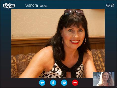 Sandra Skype Consulta